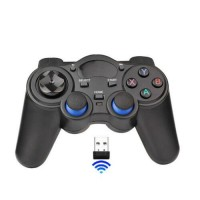 2.4G Wireless Controller Gaming Gamepad Joystick for Android PC Tablet TV Phone