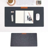 Felt Desktop Mouse Pad Keyboard Game Laptop Table Mat A4 Files Cover