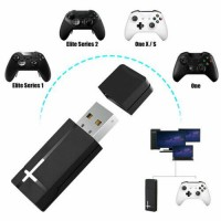 Mini Wireless USB Receiver Adapter for Xbox One Controller to PC Windows 10 US