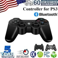2Pcs For PS3 Controller PlayStation 3 Wireless Six Axis Controller GamePad LED