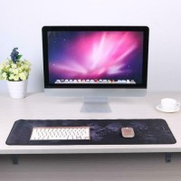 LOT Large Gaming Mouse Mat Office Computer Table Keyboard Mice Mousepad 60x30cm