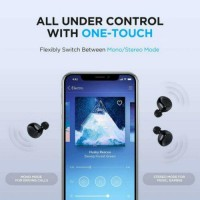 Bluetooth Wireless Earbuds Earphones for Samsung Android iPhone Headphone