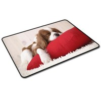New Custom Printed Mouse Pad Personalized Photo Logo Design Gift for Him Her