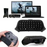Wireless Keyboard Message Keypad Game Chatpad For Xbox One S Elite Controller US