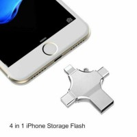 USB Memory Stick 256GB Disk Cross PenDrive Type-C Thumb for iPhone Android PC US
