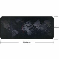 New Extended Gaming Mouse Pad Large Size Anti-slip Office Desk Keyboard Mat