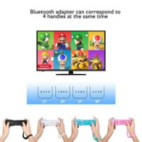 Game Remote Control Wireless Controller For Wii/Wii U Console Video Games