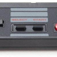 2.4GHz Wireless USB Controller for NES Retro Gamepad for Windows PC Mac Linux