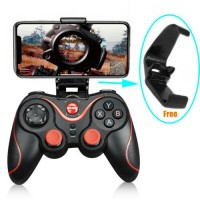 BT Wireless Game Controller Gamepad Joystick for Android Phone Tablet TV Box PC