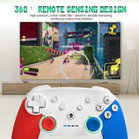 Wireless Bluetooth Pro Controller Gamepad Joypad Remote For Nintendo Switch /PS3