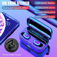 Game Bass/Music Hifi Mode Bluetooth Earbuds Stereo TWS Earphones In Ear Stereo