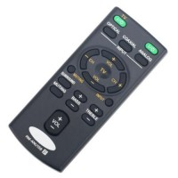 New RM-ANU159 Remote Control for Sony 2.1ch Sound Bar HT-CT60 SS-WCT60 SA-CT60
