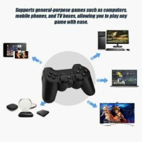 2.4G Wireless Smart Controller Gamepad Game Joystick for Android TV Box PC Phone