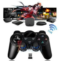 2.4G Wireless Controller Gaming Gamepad Joystick for Tablet Android Phone PC TV