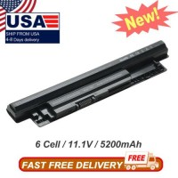 Battery MR90Y For Dell Inspiron 3421 5421 P52G001 5521 3721 5721 XCMRD USA