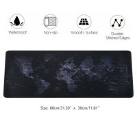 Extended Gaming Mouse Pad Large Size Desk Keyboard Mat 30CM x 80CM / 40CM x 90CM