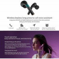 Rocxf Bluetooth 5.2 Wireless Earbuds with LED Fast Charging Case IPX7 Waterproof