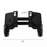 For PUBG Mobile Phone Game Controller Gamepad Joystick Wireless iPhone Android