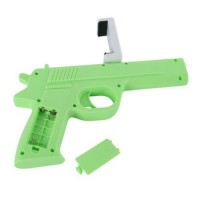 AR-Gun Smart Pistol BT Game Handle Controllers W/ Phone Stand For Android IOS