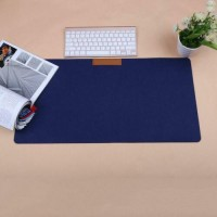 Felt Table Pad Soft Mouse Keyboard Gamer Mat Laptop A4 Files Cover FL