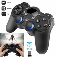 2.4G Wireless Gaming Controller Gamepad for Android TV Box Tablets PS3 USA STOCK