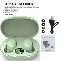 Bluetooth Wireless Earbuds Earphones Headset For Galaxy Android Apple iPhone