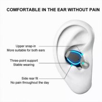 Bluetooth Earbuds for iPhone Samsung Android Wireless Earphones Waterproof F9
