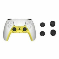 Replacement Housing Case Shell Rocker Cap Cover Kits for PS5 Wireless Controller