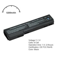 628666-001 628668-001 Laptop Battery Replace With HP Spare EliteBook 8460p 8470p