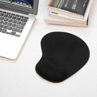 Comfortable Mouse Mat W/Wrist Rest Suppor For Gaming PC Laptop Office Mouse Pad