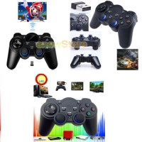 Lots 2.4G Wireless Game Controller Gamepad Joystick for Android TV Box Tablet PC