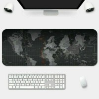 Stylish Gaming Mouse Pad Large Size Desk Home Office Keyboard Extended Mat
