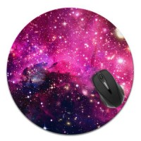 Super Large Size Round Circle Mousepad For PC Laptop Home Office and Gaming Desk